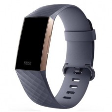 Fitbit Charge 3 Rose Gold/Blue Gray FB409RGGY