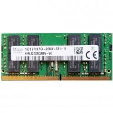 SK hynix 16 GB SO-DIMM DDR4 2666 MHz (HMA82GS6CJR8N-VK)