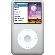 Apple iPod classic 160GB Silver (MC293)