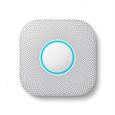 Google Nest Protect Smoke Carbon Monoxide Alarm White (S3000BWES)