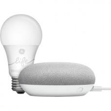 Smart колонка + лампа Google Smart Light Starter Kit (GA00518-US)