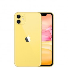 Apple iPhone 11 128GB Dual Sim Yellow (MWNC2)