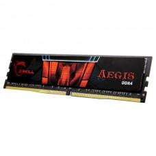 G.Skill 4 GB DDR4 2400 MHz Aegis (F4-2400C15S-4GIS)