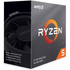 AMD Ryzen 5 3400G (YD3400C5FHBOX)