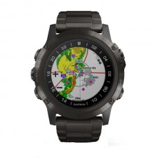 Garmin D2 Delta PX Aviator Watch with DLC Titanium Band 010-01989-30