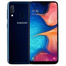 Samsung Galaxy A20e SM-A202F Blue SM-A202FZBD