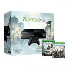 Microsoft Xbox One + Assassin's Creed Unity
