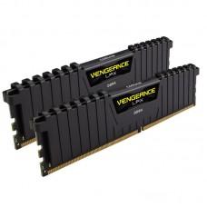 Corsair 32 GB (2x16GB) DDR4 2400 MHz Vengeance LPX Black (CMK32GX4M2A2400C16)