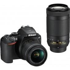 Nikon D3500 kit (18-55mm + 70-300mm)