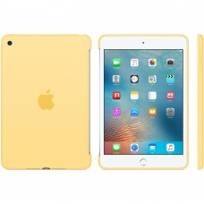 Apple iPad mini 4 Silicone Case - Yellow MM3Q2
