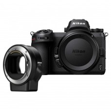 Nikon Z6 Body + FTZ Mount Adapter