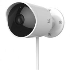 YI Outdoor Camera 1080P White (YHS.3017, YI-86003)