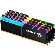 G.Skill 32 GB (4x8GB) DDR4 3200 MHz Trident Z RGB (F4-3200C16Q-32GTZR)