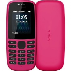 Nokia 105 DS 2019 Pink (16KIGP01A01) UA