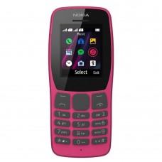 Nokia 110 Dual Sim 2019 Pink (16NKLP01A01) UA
