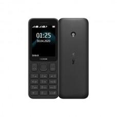 Nokia 125 Dual Sim Black (16GMNB01A17) UA