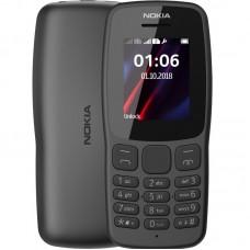 Nokia 106 New DS Grey (16NEBD01A02) UA