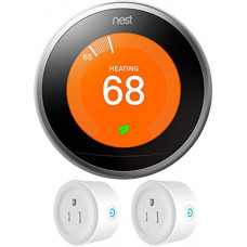 Google Nest Learning Thermostat 3nd Generation (T3007ES)
