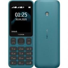 Nokia 125 Dual Sim Blue UA