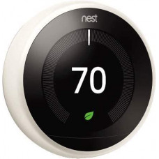 Google Nest Learning Thermostat White (T3017US)