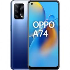 OPPO A74 4/128GB Midnight Blue UA