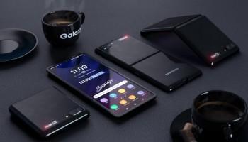 Неординарные решения для простых задач - Samsung Galaxy Z Flip во всей красе