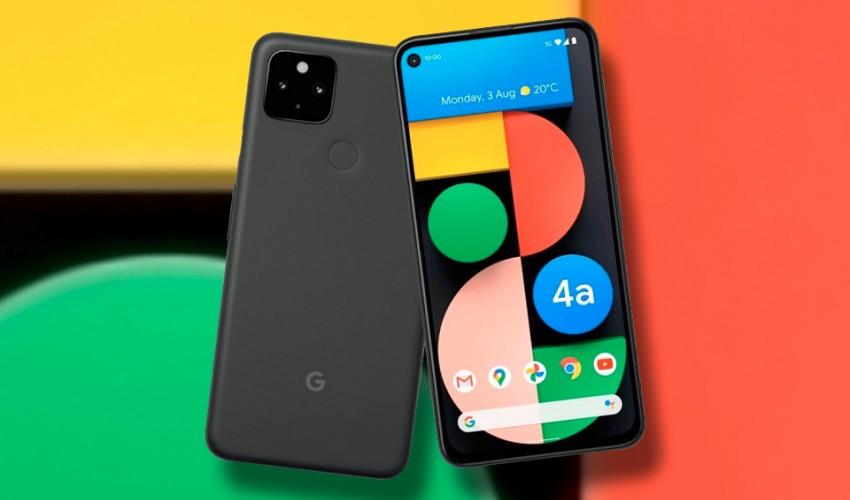 Google Pixel 4a і Google Pixel 4a 5G є між ними відмінності чи ні?