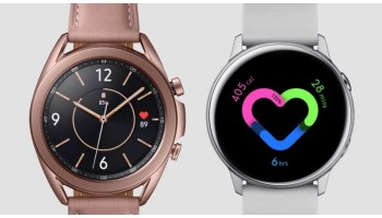 Обзор часов Samsung Galaxy Watch 3 и Galaxy Watch Active 2