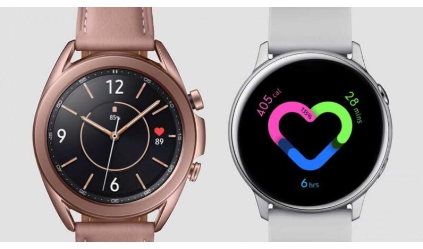Обзор часов Samsung Galaxy Watch 3 и Galaxy Watch Active 2