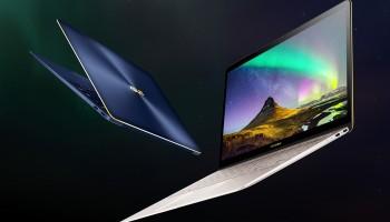 Ноутбук ASUS ZenBook 3: мощь в изящной оболочке