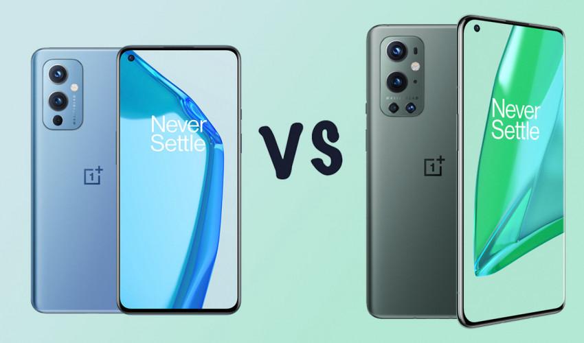 Огляд смартфонів One Plus 9 і One Plus 9 Pro