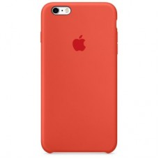 6s Plus Silicone Case Orange MKXQ2