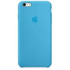 6s Plus Silicone Case - Blue  MKXP2