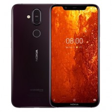 Nokia 8.1 4/64GB Iron/Steel