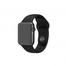 Apple Black with Space Black Pin Sport Band для Watch 42mm MJ4N2