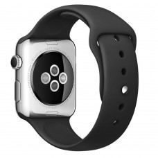 Apple Black Sport Band for Watch 42mm (MJ4Q2)