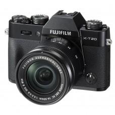 Fujifilm X-T20 kit (16-50mm) black