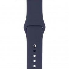Apple Midnight Blue Sport Band для Watch 42mm MLL02