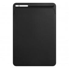 Apple Leather Sleeve for 12.9 iPad Pro - Black (MQ0U2)