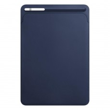 Apple Leather Sleeve for 10.5 iPad Pro - Midnight Blue (MPU22)