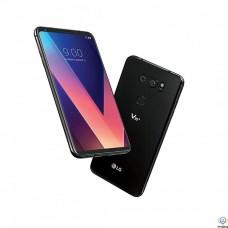 LG V30+ 4/128GB Aurora Black Handsfree Элджи