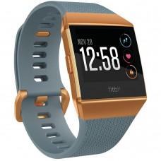 Fitbit Ionic watch Slate Blue/Burnt Orange One Size (FB503CPBU)