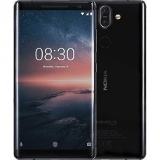 Nokia 8 128gb sirocco Black (1 SIM)