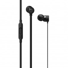 Beats by Dr. Dre urBeats3 Earphones with 3.5mm Plug Black (MQFU2)