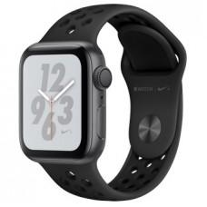 Apple Watch Nike+ Series 4 GPS 44mm Gray Alum. w. Anthracite/Black Nike Sport b. Gray Alum. (MU6L2)