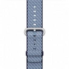 Apple Midnight Blue Check Woven Nylon для Watch 42mm (MQVM2)