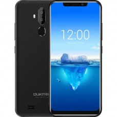 Oukitel C12 2/16GB Black