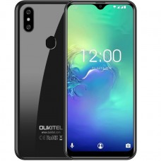 Oukitel C15 Pro Plus 3/32GB Black