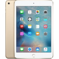 Apple iPad mini 4 Wi-Fi + Cellular 128GB Gold (MK8F2, MK782)