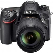 Nikon D7200 kit (18-140mm VR)